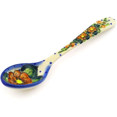 Polish Pottery 8 Spoon by Polmedia