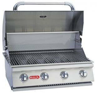 Outlaw 4-Burner Built-In Gas Grill by Bull Outdoor Products