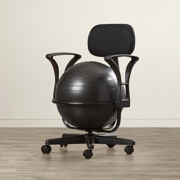 Exercise Ball Chair by Symple StuffExercise Ball Chair by Symple Stuff