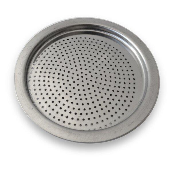 Stainless Steel Filter for 4 cup Barista and 3 cup Firenza Coffee Maker by Cuisinox