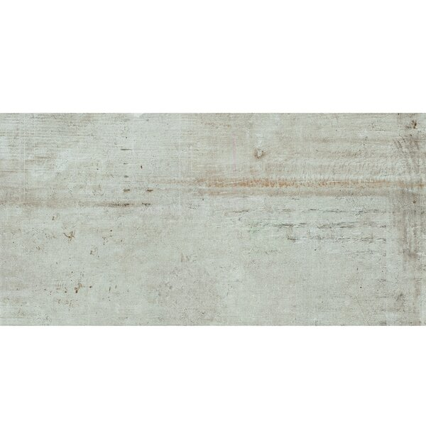 Reunion 12 x 24 Porcelain Wood Look Tile in Whiskey by PIXL