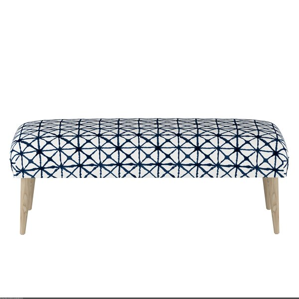Doyal Upholstered Bench by Bungalow Rose