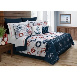 Astra 4 Piece Twin Quilt Set