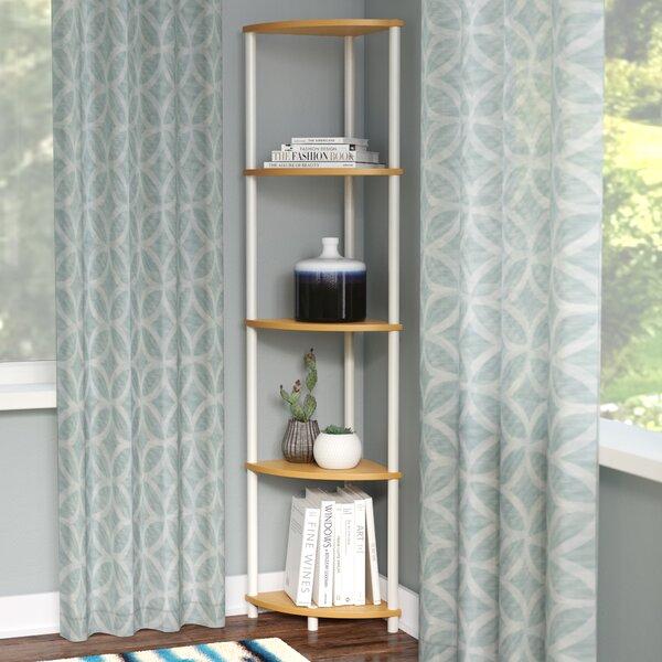 Johannes Corner Unit Bookcase by Zipcode Design