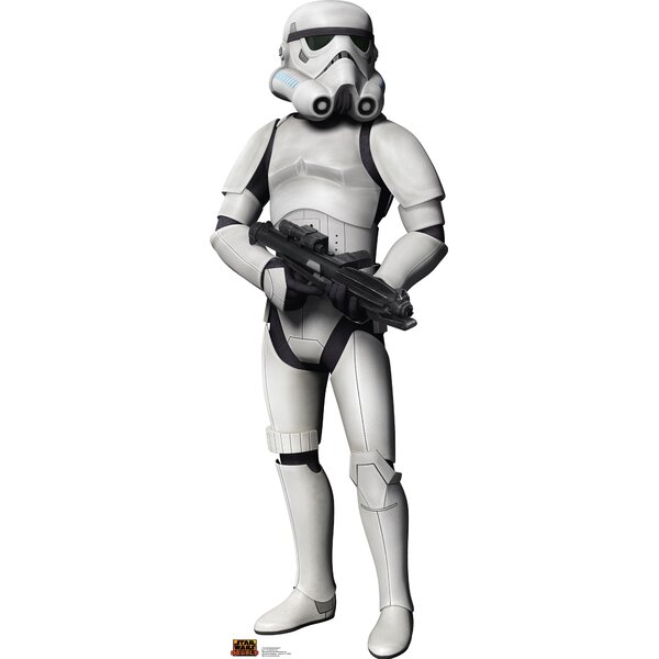Star Wars Rebels Stormtrooper Cardboard Standup by Advanced Graphics