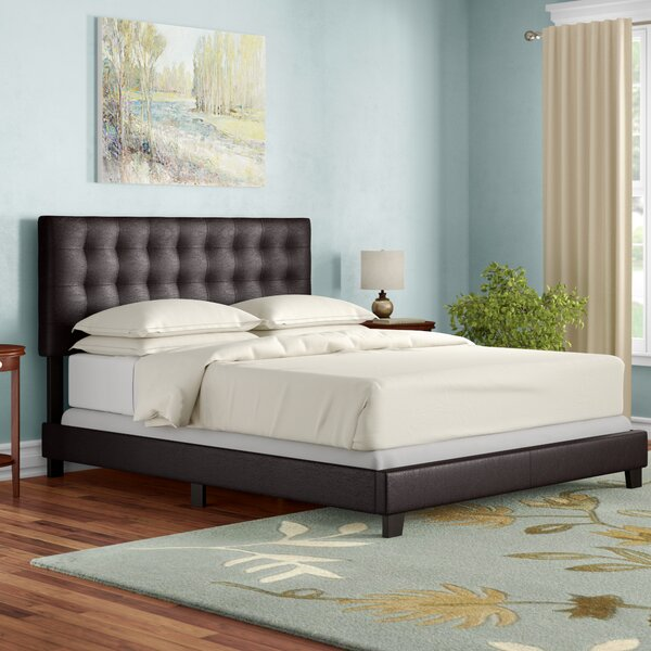 Elaine Queen Upholstered Standard Bed by Winston Porter