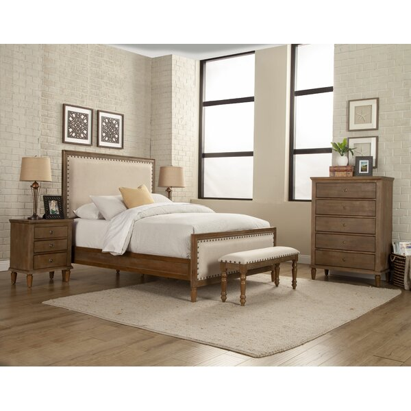 Shirke Standard 5 Piece Bedroom Set by One Allium Way