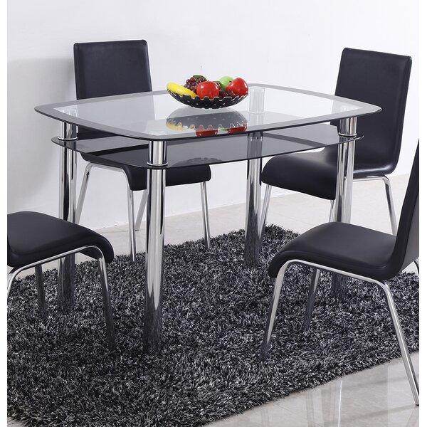 Osvaldo Dining Table by Ebern Designs