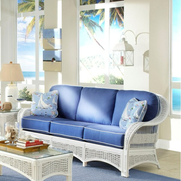 Discover Outstanding Designer Regatta Sofa by Spice Islands Wicker by Spice Islands Wicker