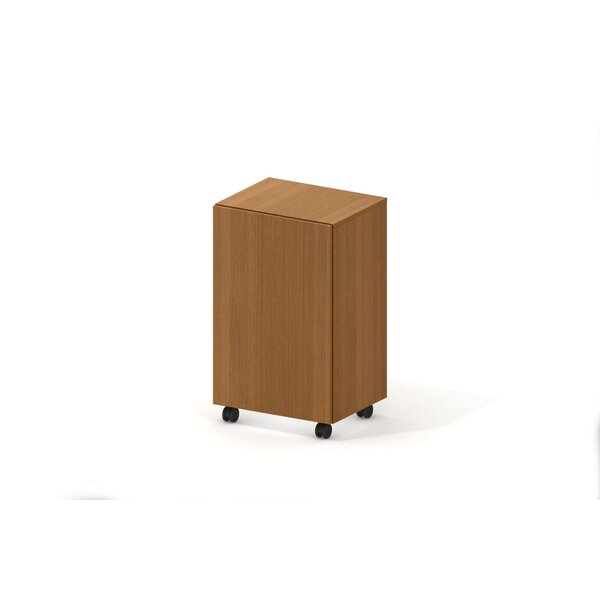 Campfire 1 Door Storage Cabinet by Steelcase