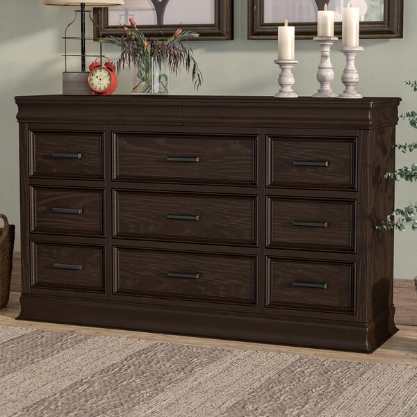 Fortunat 11 Drawer Dresser by Laurel Foundry Modern Farmhouse