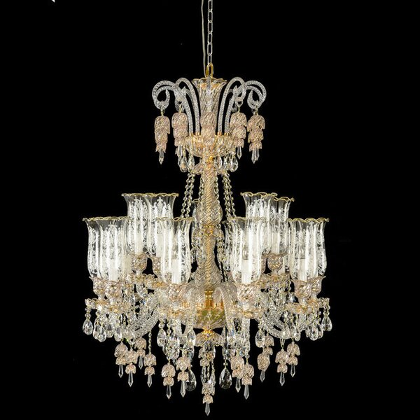 Lilith 15-Light Chandelier by Astoria Grand