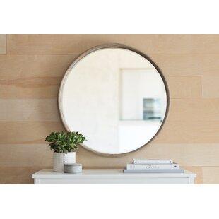 Lark Manor Donneville Round Accent Mirror