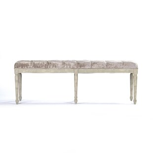 Zentique Louis Bench Wayfair