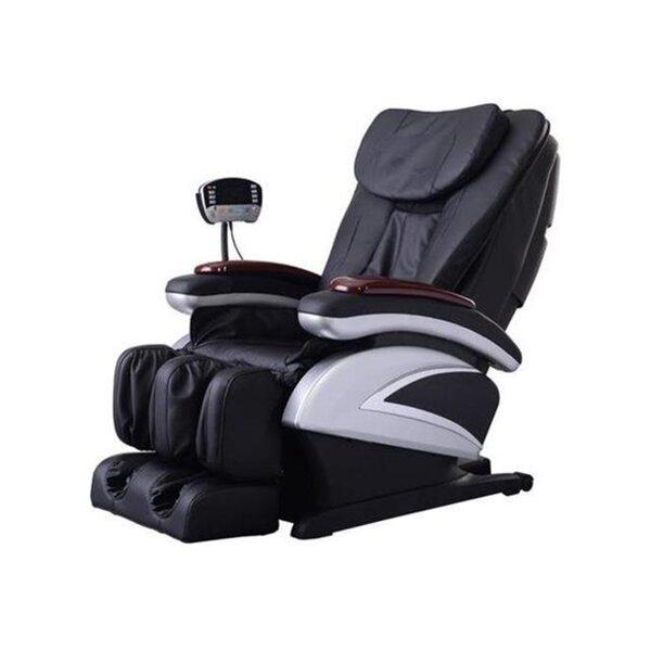 Electric Shiatsu Stretched Foot Rest Reclining Full Body Massage Chair By Ebern Designs