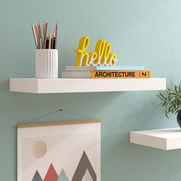 Isabella Floating Shelf by Zipcode Design