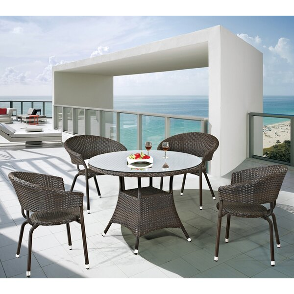 Bistro Dining Table by Feruci