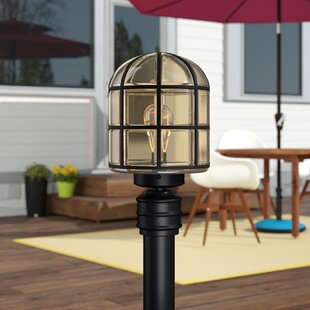 Compare prices Donnie Contemporary 1-Light Opaque Lantern Head By Latitude Run