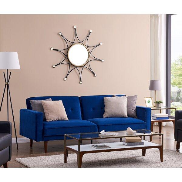 Pooler 83.5 Split Back Convertible Sofa By Ivy Bronx