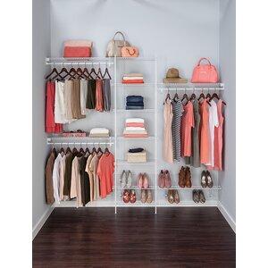 244 cm Kleiderorganisationssystem von Closetmaid