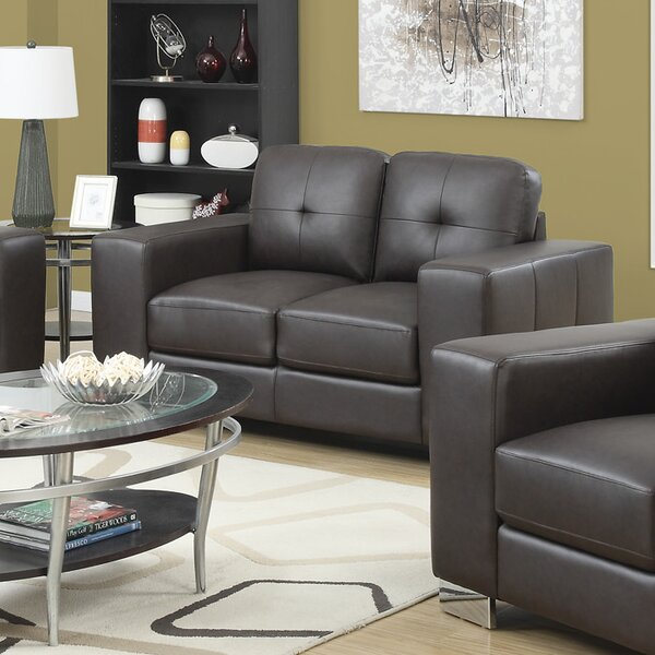 Online Purchase Loveseat by Monarch Specialties Inc. by Monarch Specialties Inc.
