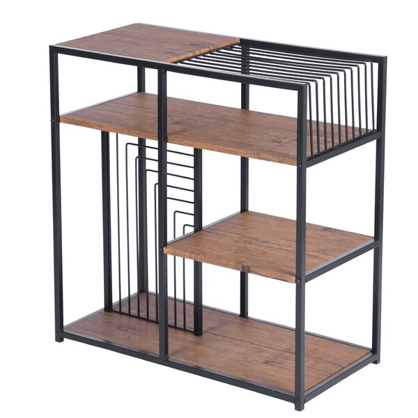 Fallon Library Bookcase By Williston Forge Spacial Price