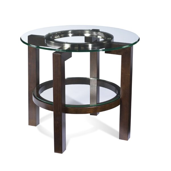 Boerner End Table by Red Barrel Studio