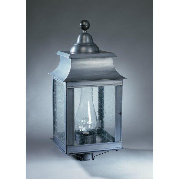 Concord Chimney Pagoda 1-Light Lantern Head by Northeast Lantern