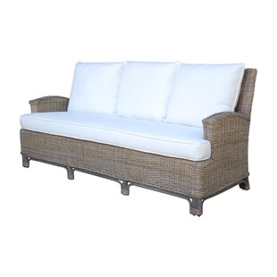 Exuma Sofa with Cushion by Panama Jack Sunroom