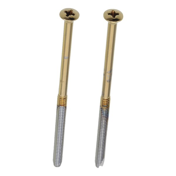 Longer Escutcheon Trim Screws by Delta