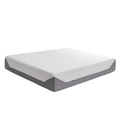 sleep medium firm memory foam mattress