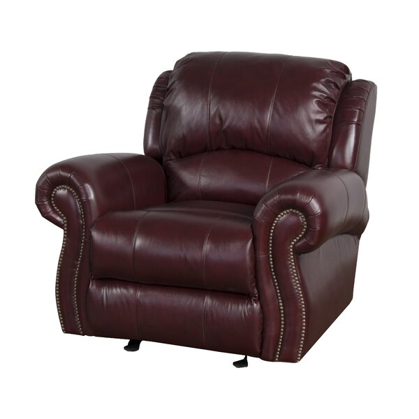 Brazil Recliner Sofa by Darby Home Co
