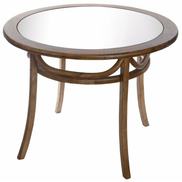 Cdric Contemporarily Classic Bistro Dining Table by Darby Home Co Darby Home Co