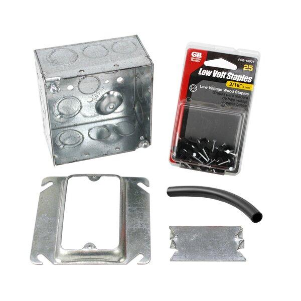 Underfloor Heating Splice Kit By WarmlyYours