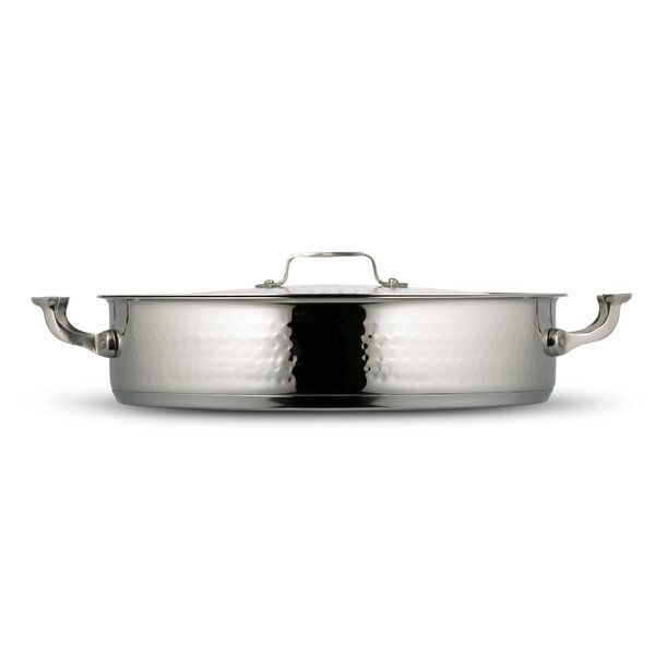 Cucina Soup Pot with Lid by Bon Chef
