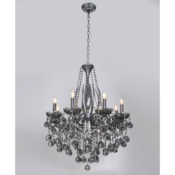 Karine 8-Light Candle Style Empire Chandelier By House Of Hampton