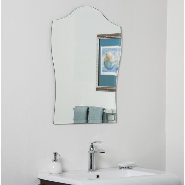 Alta Bathroom Wall Mirror by Decor Wonderland