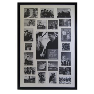Collage picture frames for Modern collage frame
