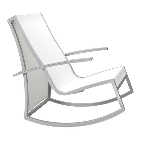 Delancey Spindel Rocking Chair by OASIQ
