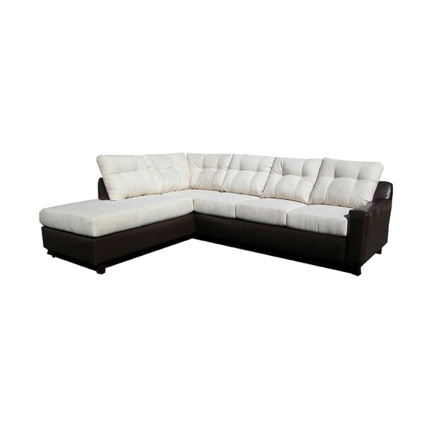 Review Therapia Left Hand Facing Sectional
