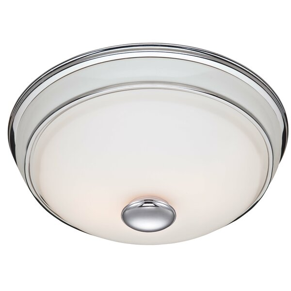 Victorian 90 CFM Bathroom Fan with Light by Hunter Home Comfort