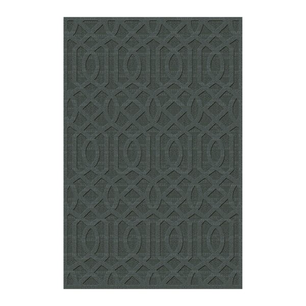 Evonna Hand Tufted Blue Area Rug by Darby Home Co