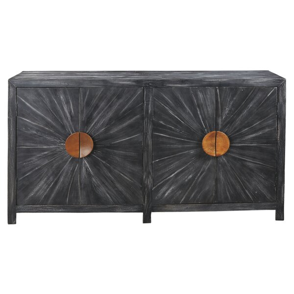 Johnnie 2 Door Accent Cabinet by Ivy Bronx