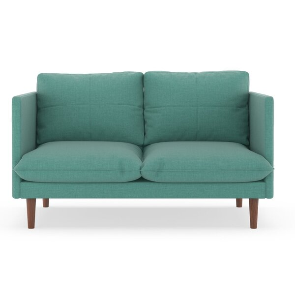 Low Price Coutee Weave Loveseat
