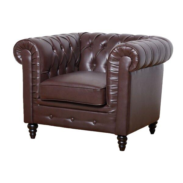 Arlington Club Chair by Gold Sparrow