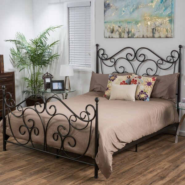 Dodge Platform Bed by Fleur De Lis Living
