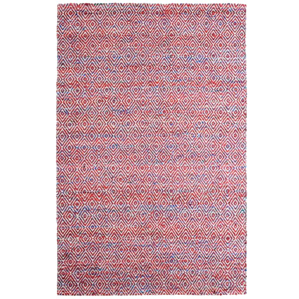 Agrippa Festival Red Area Rug by Imagine Rugs