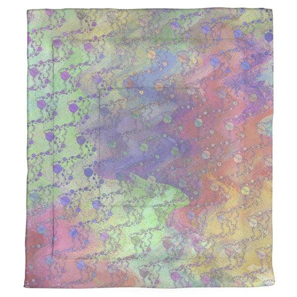 Avicia Planets Stars Single Reversible Comforter