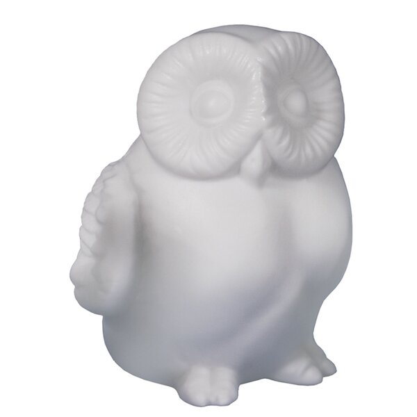 Woodland Twilight Owl Night Light by Streamline