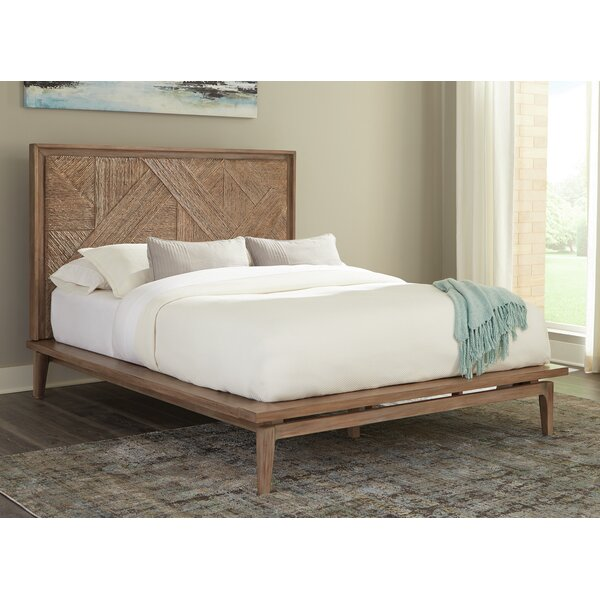 Cedar Grove Standard Bed by Bungalow Rose
